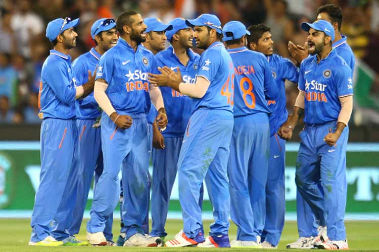 Cricket Indian Team Images: The Team Of Rockstars With T20 Momentum