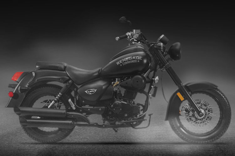 Um Motorcycles Debut In India With Renegade Cruiser Bikes