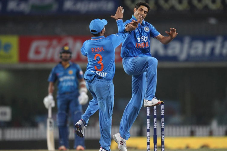 2nd T20I: All-round India outplay Sri Lanka to level series 1-1