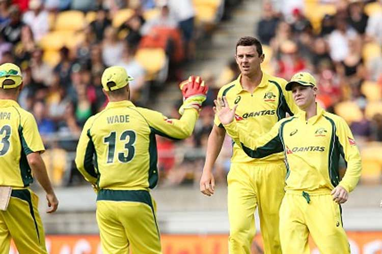 Live Score: Australia hit back after New Zealand