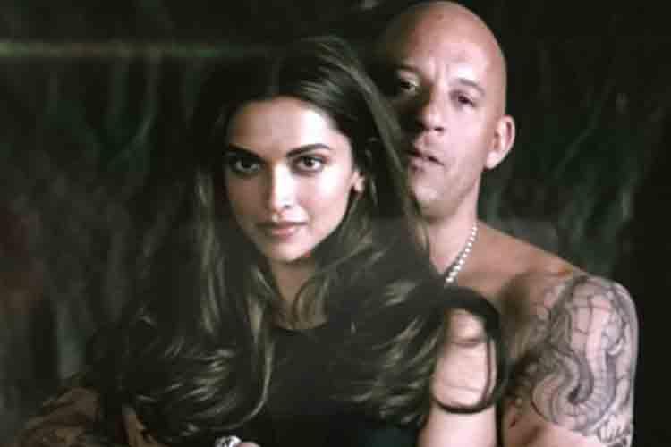 Watch: Vin Diesel shares a new video featuring Deepika ...