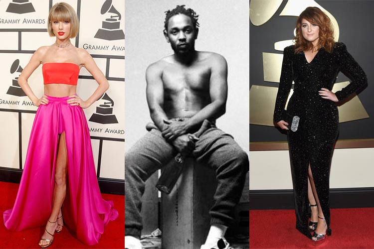Kendrick Lamar Leads Grammy With Five Awards, Plus Powerful Performance