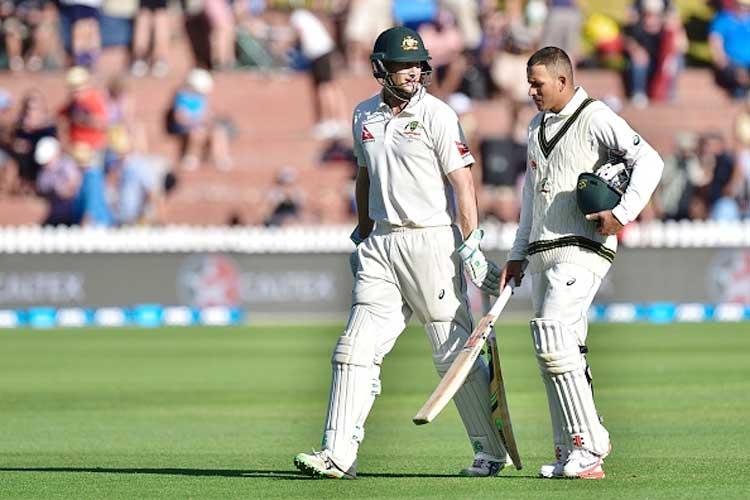 New Zealand vs Australia Live Score: 1st Test, Day 2