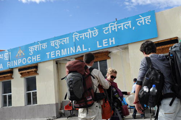 IAF to vacate Leh airport, to develop base at alternate site