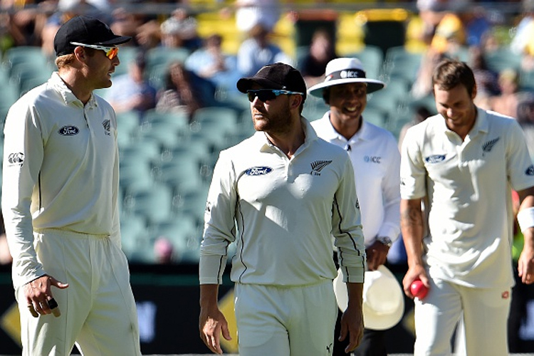 1st Test: NZ hold edge against Australia on moving Basin Reserve track