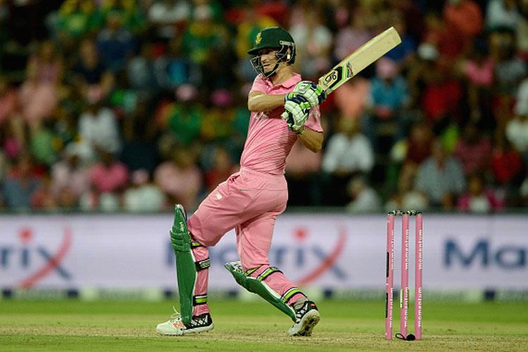 4th ODI: Chris Morris stuns England to script South Africa