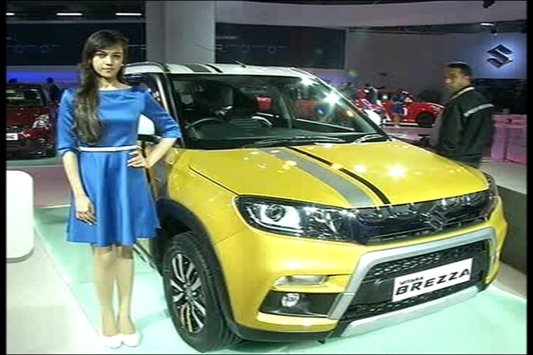 Brezza, Baleno  Help Maruti Suzuki Inch Towards 50% Market Share : India report - News18