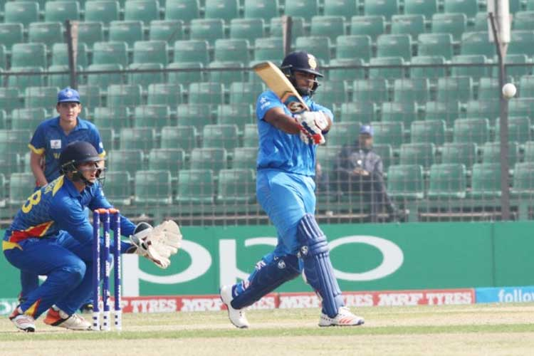 U-19 World Cup: Rishabh Pant