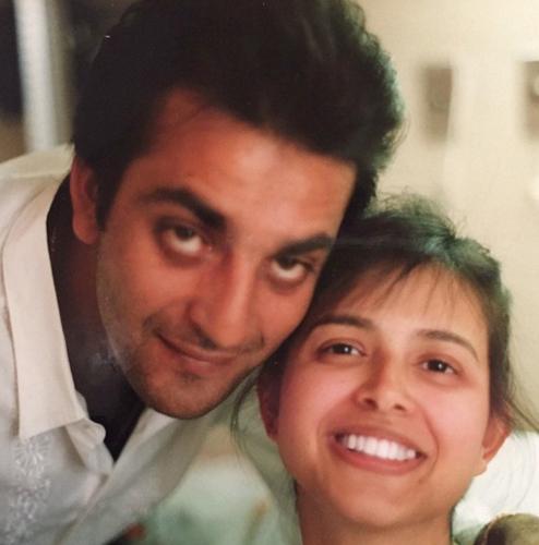sanjay dutt wife richa sharma wwwimgkidcom the image