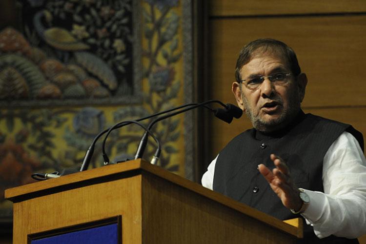 Sharad Yadav Meets Sonia Gandhi Amid Joint Presidential Candidate Talk