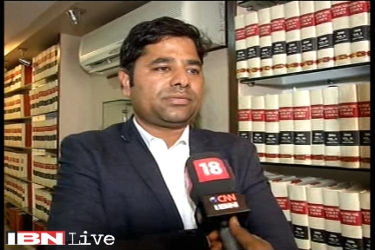 Lawyer Vikram Chauhan ...
