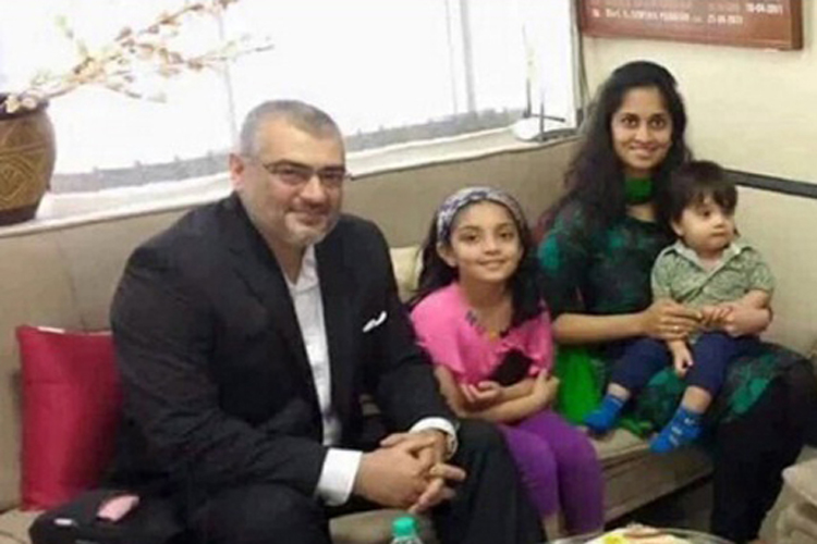 Birthday Special Adorable Photos Of Thala Ajith S Son