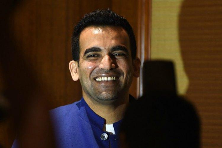Image result for zaheer khan smiling