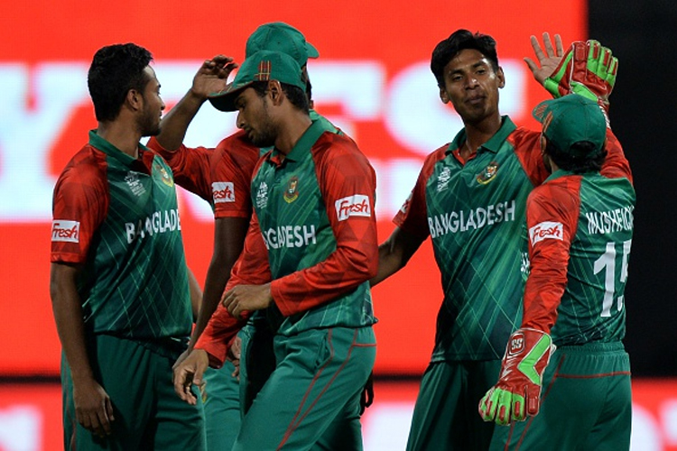 Bangladesh Guards Against Rust in Afghanistan ODIs