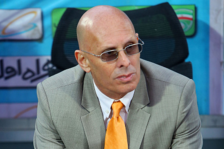 A file photo of Stephen Constantine. (Getty Images)