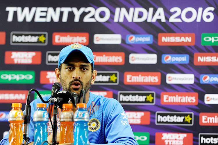When MS Dhoni got 'very angry', and rightly so