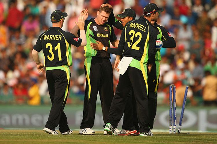 As it happened: World T20, Australia vs Pakistan