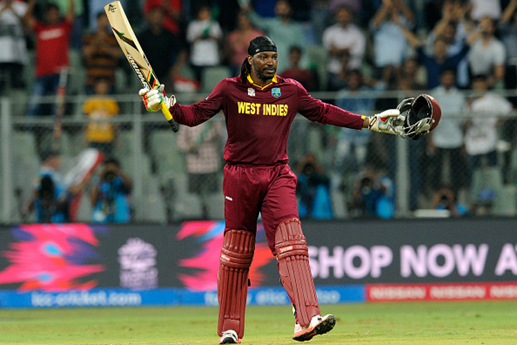 World T20: Chris Gayle shows why West Indies are title contenders