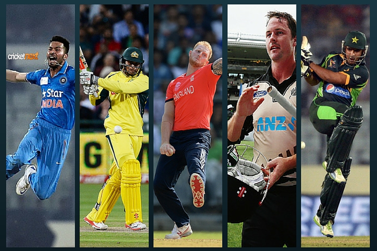 The likes of Virat Kohlis, Chris Gayles, AB de Villiers are sure to ...