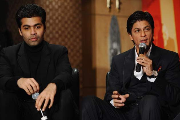 Image result for shahrukh khan karan johar
