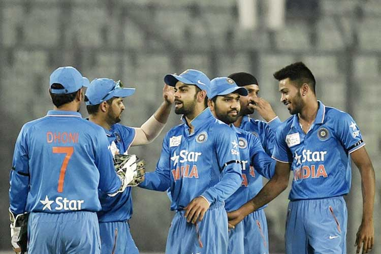 Image result for India vs Bangladesh: India beat Bangladesh by 9 wickets