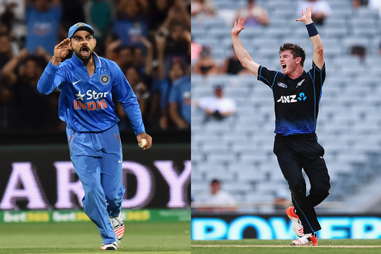 Will Weather play spoil sport in India and New Zealand