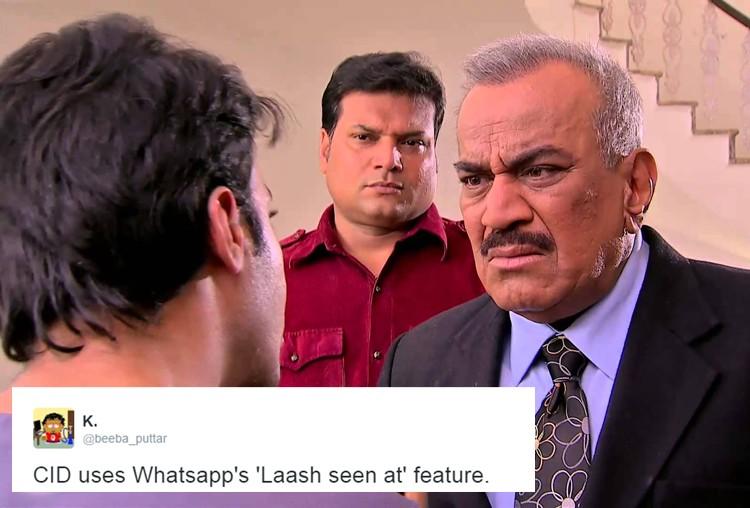 laash seen at