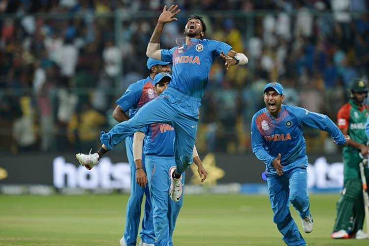 Twitter salutes 'captain cool' Dhoni and 'super' Pandya after India pull off Bangladesh heist