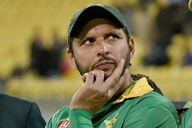 We Committed Too Many Mistakes In Asia Cup, Says Shahid Afridi