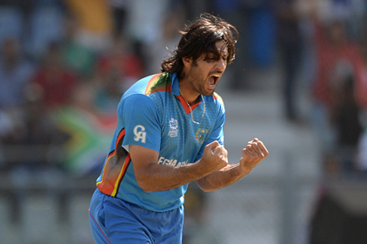 Afghanistan Pacer Shapoor Zadran in Mumbai, Wants to Meet SRK