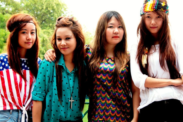 5 All Girl Bands That Stirred The Music Industry In India