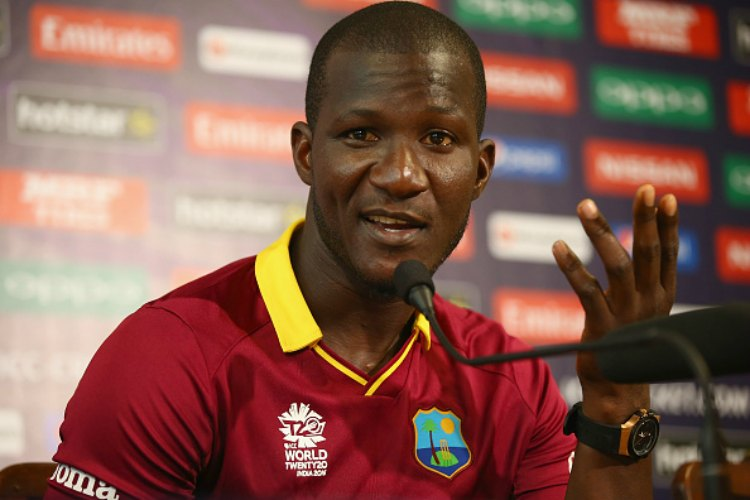 ICC World T20 Final: Sammy gloats about West Indies' boundary-hitting
