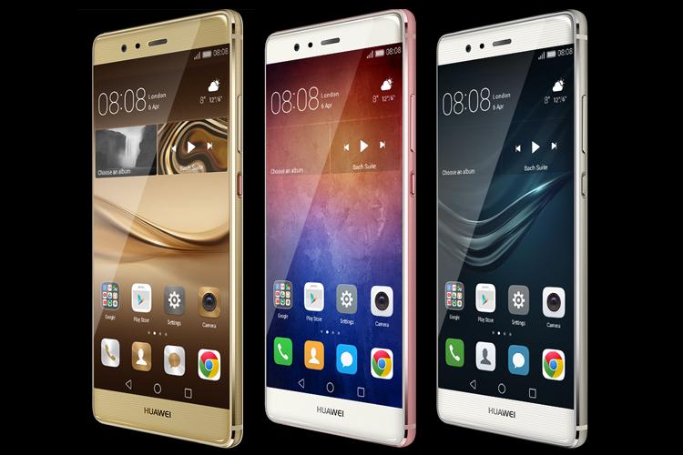 Smartphone Huawei P9-especificações e configurações