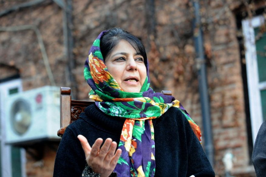Will Bring Back Kashmiri Pandits at The Right Time: Mehbooba
