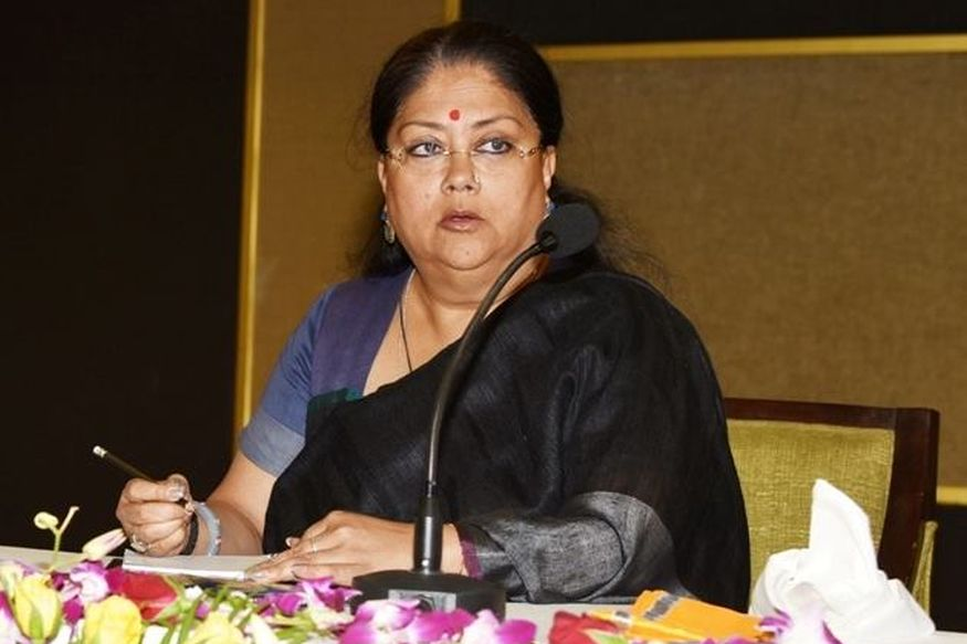 Vasundhara Raje Govt Takes Ordinance Route to Shield Judges and Babus from Probes, Media Glare