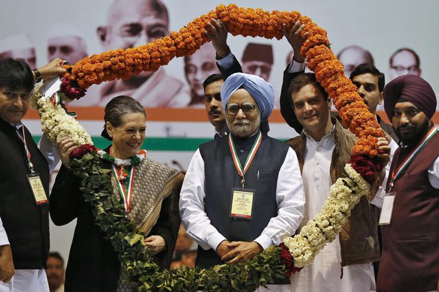 Congress Faces Existential Crisis But No Revival Plan on The Cards