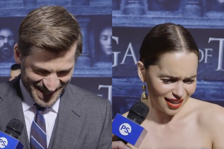 GoT Stars Try to Identify Various 'Butts' from the Show