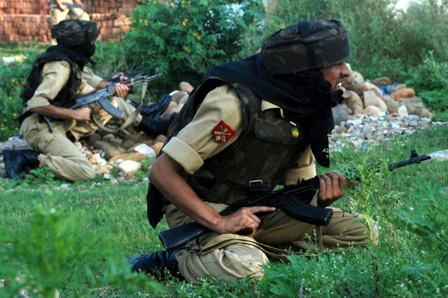 Encounter Underway Between terrorists and Security Forces in Kupwara