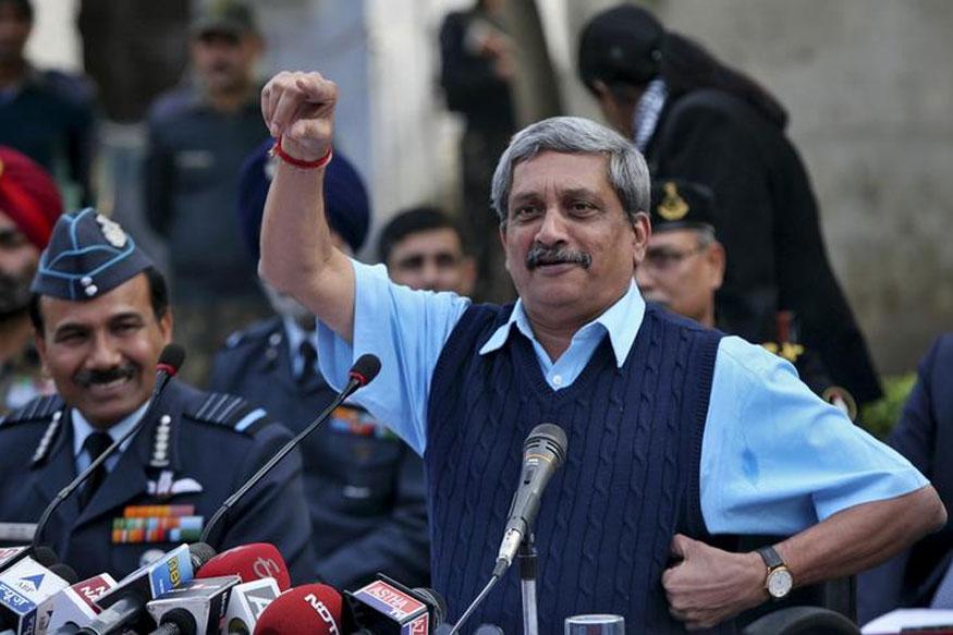 Have Broken Middlemen-Defence Ministry Nexus: Manohar Parrikar