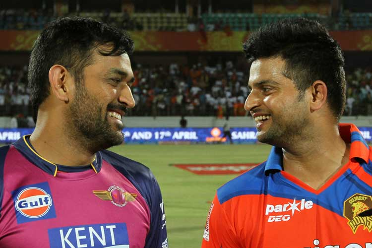 Suresh Raina Outscores Dhoni in a Unique IPL Record