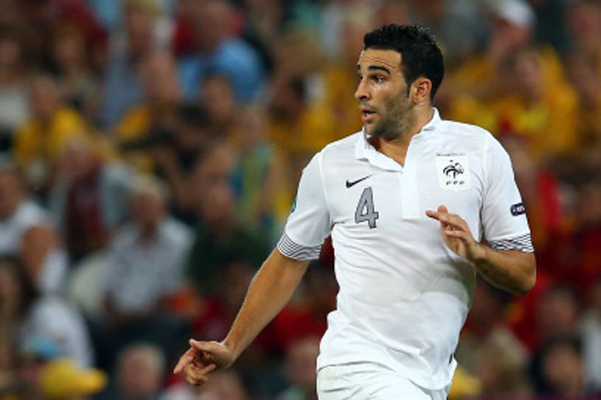 Adil Rami and Samuel Umtiti Named in France's Squad