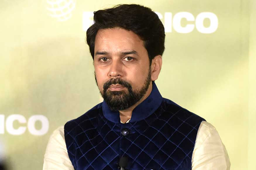 File image of BCCI president Anurag Thakur. (Getty Images)