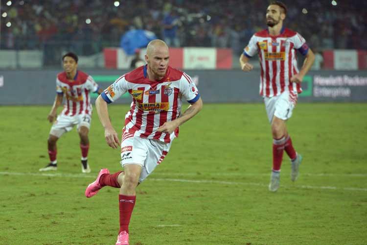 File Image of Atletico De Kolkata. (AFP)