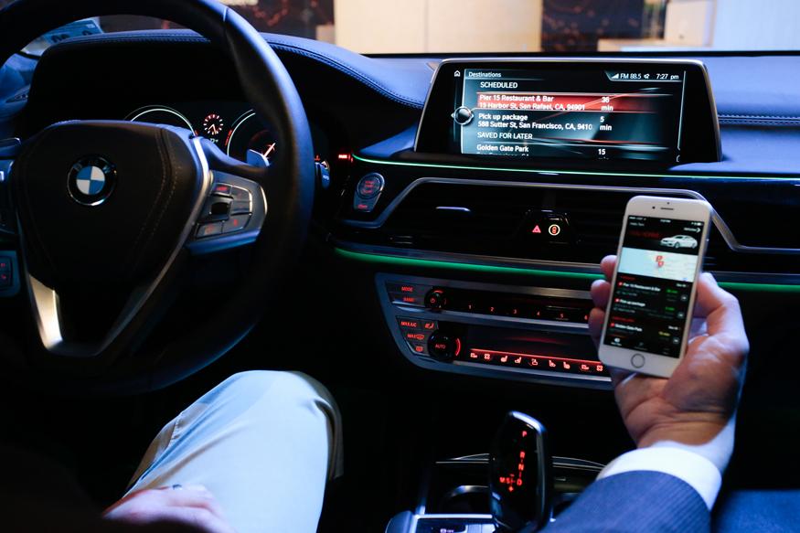 BMW-app