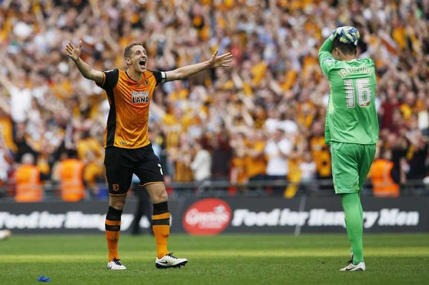 Hull Promoted to EPL With Playoff Win Over Sheffield Wednesday