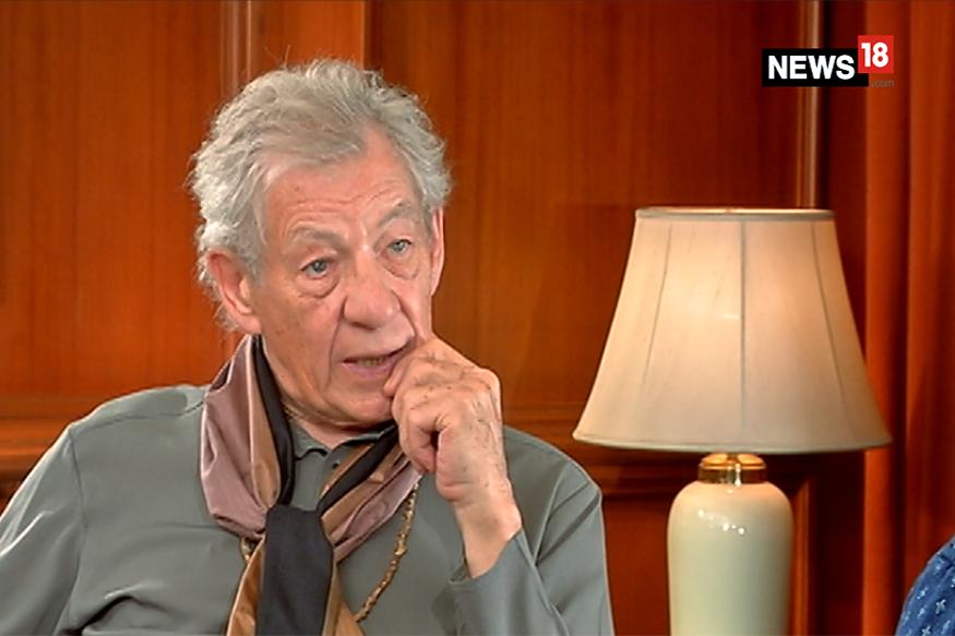 Want 'Here Lies Gandalf' Written on My Grave: Ian McKellen