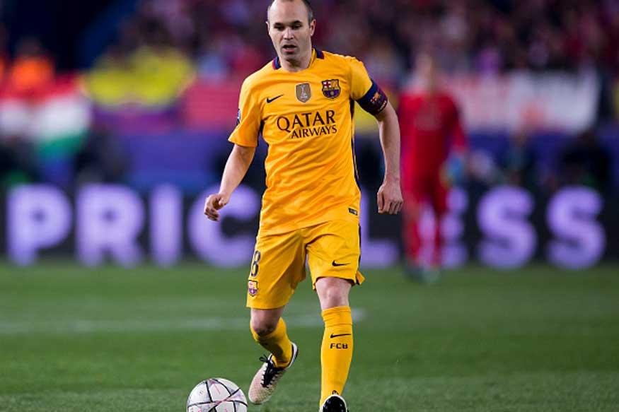 Sevilla Will Make Barca Suffer in Title Clash, Says Iniesta