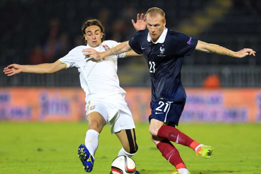 France's Mathieu Ruled Out of Euro 2016 With Calf Injury