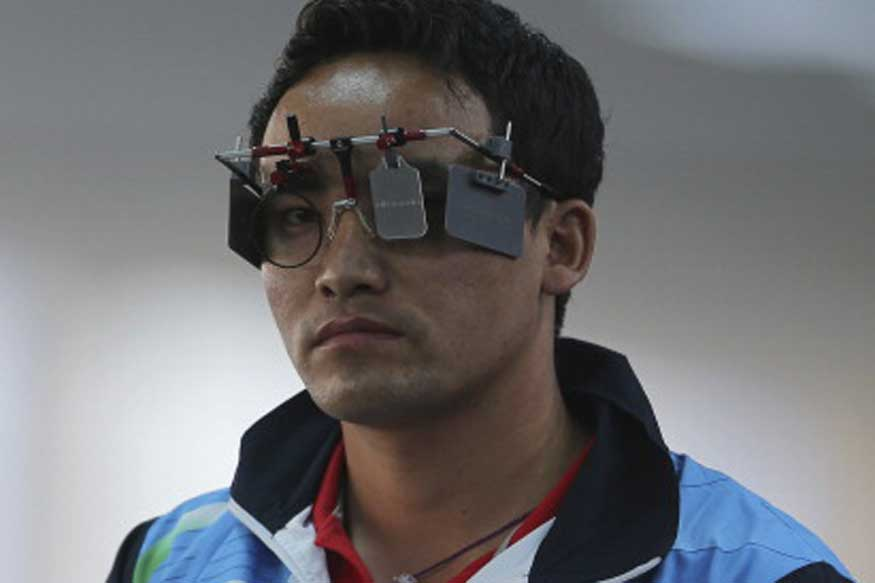 Shooting World Cup: Jitu Rai Fails to Make it to 10m Air Pistol Final
