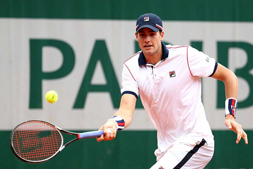 Isner to Clash With Murray in Round 4 at French Open